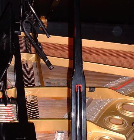 Ark Piano Micing